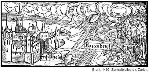 Ensisheim meteorite