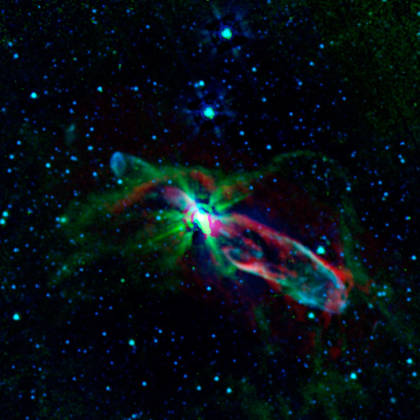 Birth of a star - NASA