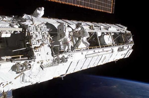 ISS Construction - NASA