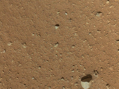 Martian Dust - NASA
