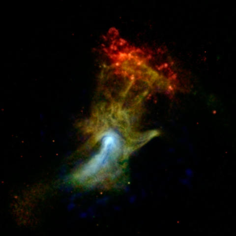 Pulsar wind nebula - NASA