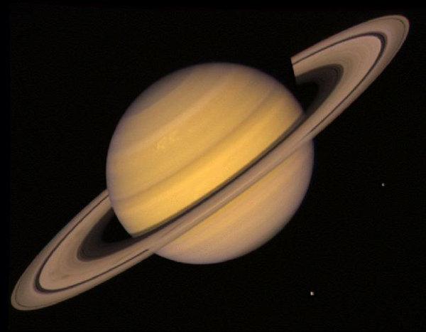 Saturn - NASA