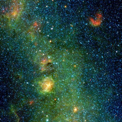 Trifid Nebula - NASA