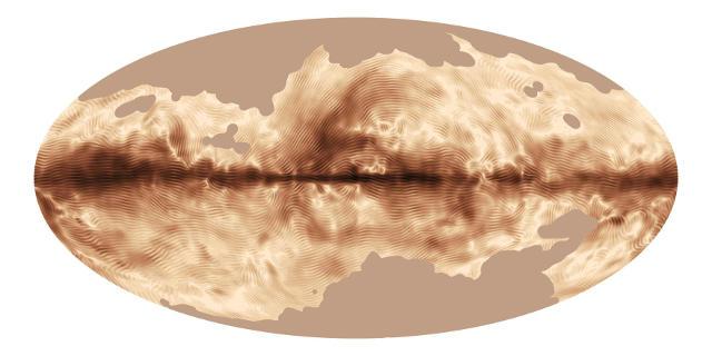 Milky Way - NASA