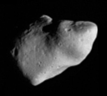 Asteroid Gaspra - NASA