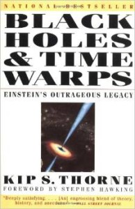 Blackholes and Timewarps