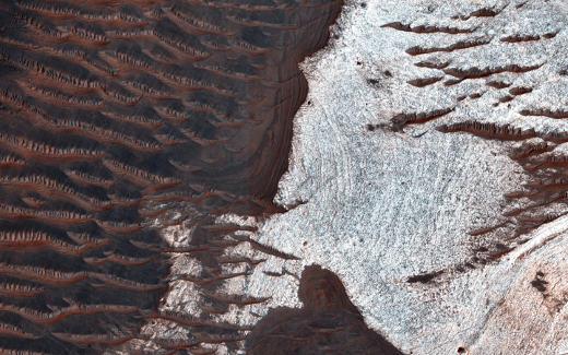 Mars rocks - NASA