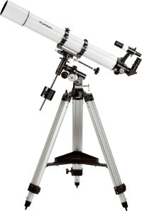 Orion refractor telescope