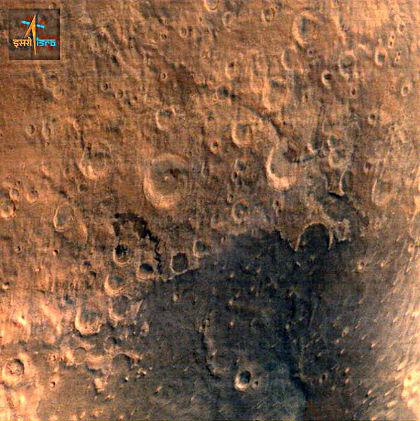 ISRO Mars