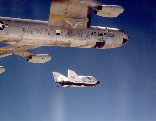 X-38 NASA